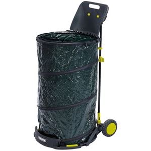 Waste Collection, Composting and Tidying, Draper 83778 150L Garden Waste Cart, Draper