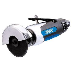 Air Cut Off Tools, Draper 84124 Air Cut-Off Tool (75mm), Draper