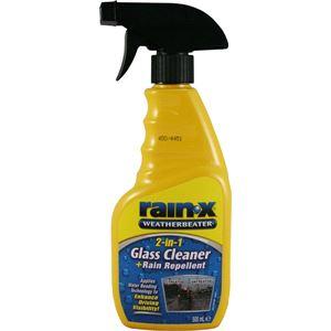 Glass Care, Glass Cleaner & Rain Repellent 2 In 1 - 500ml, RAIN X