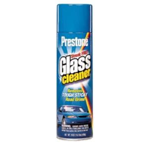 Glass Care, Prestone Glass Cleaner - Aerosol Glass Care, PRESTONE