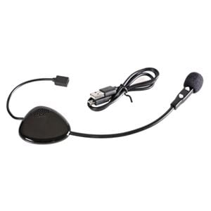 Bluetooth, Talk-Mate 10, Bluetooth earphone for helmets, Lampa