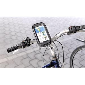 Phone Holder, Bike Phone and GPS Holder - Waterproof / Touchscreen, Lampa