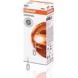 Bulbs - by Vehicle Model, Osram Original W16W  Bulb  - Single for Nissan MICRA IV, 2010-2017, Osram