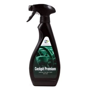 Dash, Rubber and Plastics, Nextzett Premium Cockpit Cleaner, Nextzett