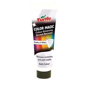 Scratch Repair, Turtle Wax Color Magic Scratch Remover - White, Turtle Wax