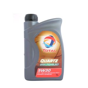 Engine Oils and Lubricants, TOTAL Quartz 9000 Future NFC 5w30 Fully Synthetic Engine Oil. 1 Litre, Total