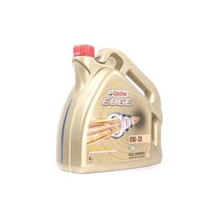 Engine Oils and Lubricants, Castrol Edge 0W30 Titanium FST Fully Synthetic Engine Oil. 4 Litre, Castrol