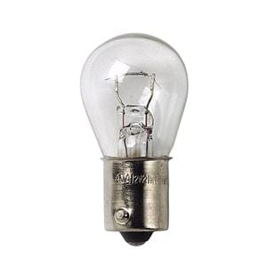 Bulbs - by Bulb Type, 24V Single filament lamp - P21W - 21W - BA15s - 2 pcs  - D/Blister, Lampa