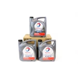 Engine Oils and Lubricants, TOTAL Quartz Ineo ECS 5w30 Fully Synthetic Engine Oil VALUE PACK 3x5 Litre, Total