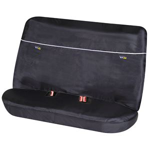 Seat Covers, Universal Bench Protective Seat Cover Outdoor Sports - Black, Walser