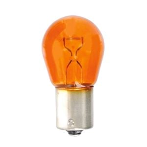 Bulbs - by Vehicle Model, Osram Original PY21W 12V Bulb Amber - Twin Pack for Ssangyong MUSSO, 1995-2004, Osram