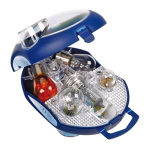 Bulbs - by Bulb Type, Osram H7 Halogen Spare Bulb Kit, Osram