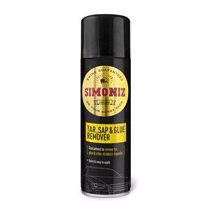 Exterior Cleaning, Tar, Sap & Glue Remover 300ml, Simoniz
