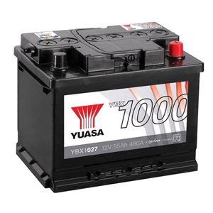 Yuasa Ybx1027 Battery 027 2 Year Warranty For Toyota Corolla 1997 To 2002 1 4 16v Zze111 97hp 1398cc Micksgarage