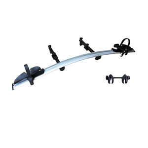 Bike Racks, Aguri Active TowBar Carrier 3rd/4th Bike Adapter - Silver, Aguri