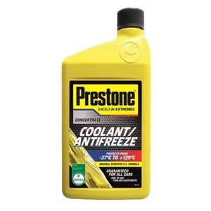 Coolant and Antifreeze, Prestone Antifreeze / Coolant Concentrate - 1 Litre, PRESTONE