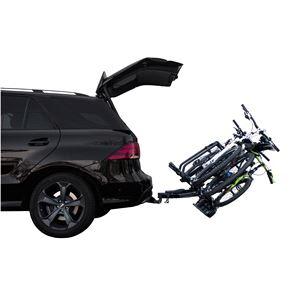 High End Towbar Mounted  Bike Carrier For Ford Ka