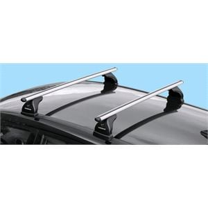 Roof Racks and Bars, Aluminium Roof Bars for Nissan Qashqai, 2007-2014, Without Roof Rails, NORDRIVE