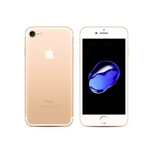 Phones, iPhone 7 32GB Gold Pre-owned Apple Refurbished - 12 month Warranty, Mint+
