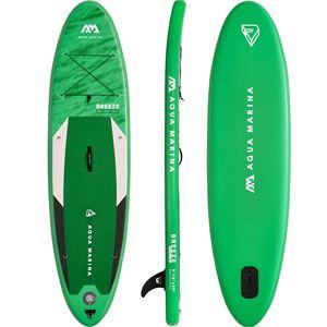 All SUP Boards, Aqua Marina Breeze 2021 SUP Paddle Board, Aqua Marina