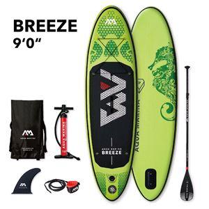 All SUP Boards, Aqua Marina Breeze 2020 SuP Paddle Board, Aqua Marina