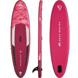 All SUP Boards, Aqua Marina Coral 2021 SUP Paddle Board, Aqua Marina