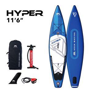 All SUP Boards, Aqua Marina Hyper Touring 2020 SuP Paddle Board, Aqua Marina