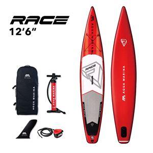 """All SUP Boards, Aqua Marina Race 12'6"""" 2020 SuP Paddle Board, Aqua Marina"""