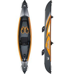 All Kayaks, Aqua Marina Tomahawk AIR-K 375 1-Person DWF High-end Canoe, Aqua Marina