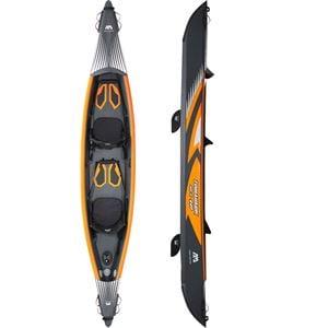 All Kayaks, Aqua Marina Tomahawk AIR-K 440 2-Person DWF High-end Canoe, Aqua Marina