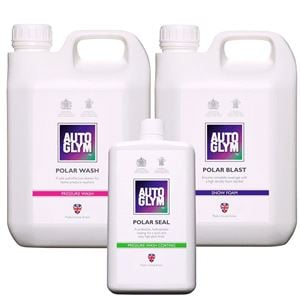 Car Care Kits, Autoglym Complete Polar Collection Bundle, Autoglym