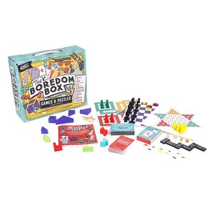 Games, Professor Puzzle's Boredom Box, Professor Puzzle