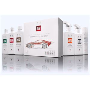 Car Care Kits, Autoglym Perfect Bodywork & Wheels Collection, Autoglym