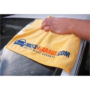Cloths, Sponges and Wadding, MicksGarage Microfibre Cloth, MicksGarage
