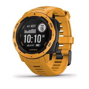 Smart Watch, Garmin Instinct Sunburst, Garmin