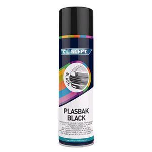 Concept, Concept Plasbak Black 450ml, Concept