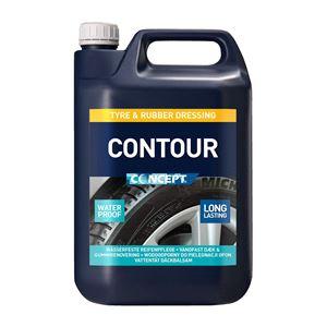 Concept, Concept Contour Tyre Treatment 5L, Concept