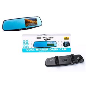 Rearview Dual Video Recorder Camera System For Micksgarage