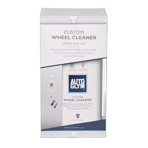 Car Care Kits, Autoglym Custom Wheel Cleaner Complete Kit, Autoglym