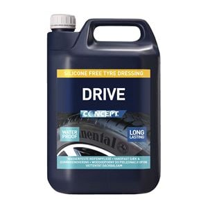 Concept, Concept Drive Tyre Dressing (Silicone Free) 5L, Concept
