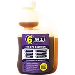 Engine Oils and Lubricants, 6 in 1 - The DPF Solution, 250ml, EEC