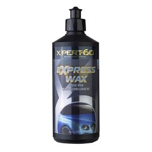 Paint Polish and Wax, Concept® Xpert-60 Nano Express Carnauba Wax 500ml, Xpert-60