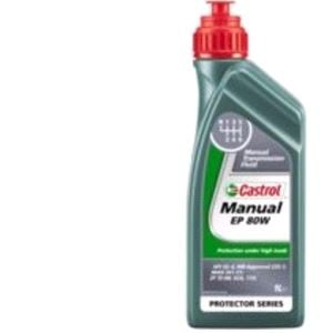 Engine Oils and Lubricants, Castrol Manual EP 80W - 1 Litre, Castrol