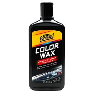 Paint Polish and Wax, FORMULA 1 NANO COLOR WAX BLACK 500ML, FORMULA 1