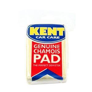 Glass Care, Kent Genuine Chamois Demisting Pad, KENT