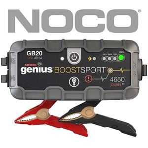 Jump Starter, NOCO Jump Starter - Genius Boost Sport, NOCO
