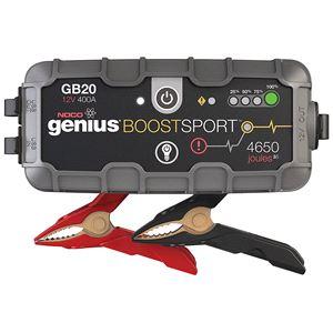 Jump Starter, NOCO GB20 Genius Boost Sport Safe Jump Starter, NOCO