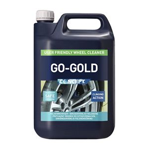 Concept, Concept Go-Gold Wheel Cleaner 5L, Concept