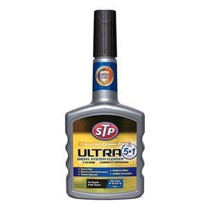 Fuel Additives, STP® Ultra 5-IN-1 Diesel System Cleaner - 400ml, STP