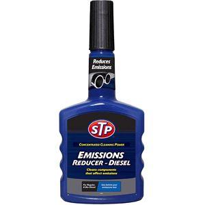 Fuel Additives, STP® Emissions Reducer Diesel - 400ml, STP